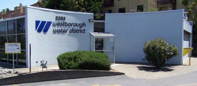 Westborough Water District Office